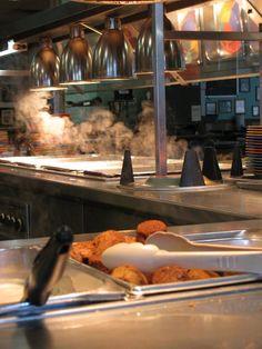 Eat Your Way Breakfast- Hazel's Seafood Restaurant - Orange Beach, Alabama