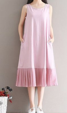 Women loose fitting over plus size retro extract color pattern dress long tunic #Unbranded #dress #Casual #Womendresses
