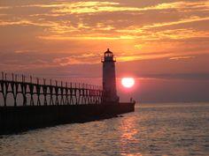 Manistee lighthouse @Dana Symons