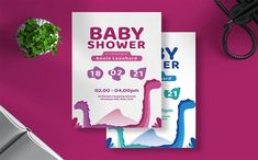 Dinosaurus Baby Shower - Invitation Corporate Identity, Print Templates, Text Color, Card Sizes, Baby Shower Invitations, Invitation Cards, Card Templates Printable, Shower Invitation, Branding