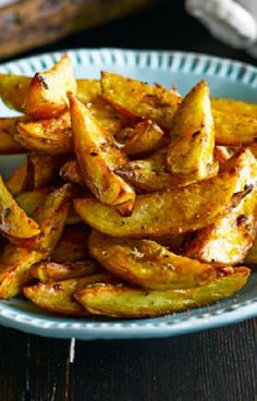 Low FODMAP and Gluten Free Recipe - Baked Indian spiced fries  -  http://www.ibssano.com/low_fodmap_recipe_baked_indian_spiced_fries.html