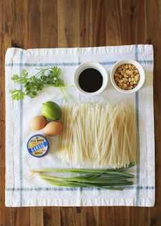 Easy Pad Thai, I love the Pad Thai from Noodles and Company but this is probably much healthier (and cheaper).