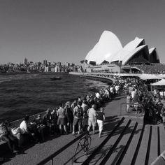 I love Sydney <3
