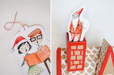 Christmas Printables for Playful Toys and Festive Decor