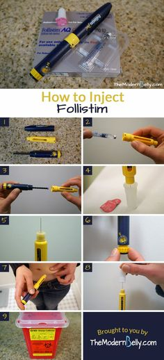 How to Inject Follistim: A Step-by-Step Photo Guide with Detailed Follistim Injection Instructions