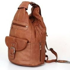 Leather Backpacks For Women.
