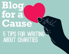 No matter your intentions, however, sometimes charities and campaigns are not all they seem to be, and is important to think critically about the causes you are involved in promoting.  #blogging #charity #causes