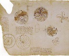 Leonardo da vinci perpetual motion machines