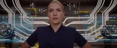 Insurgent trailer still  - Jeanine in Erudite