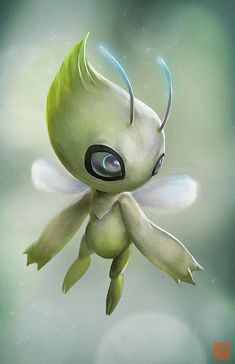 Realistic Pokemon 251 Celebi by on DeviantArt 3d Pokemon, Cool Pokemon Cards, Pokemon Fan Art, Pokemon In Real Life, Cute Pokemon Wallpaper, Weird Creatures, Deviantart, Digimon, Cartoon