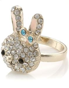 rosie bunny ring