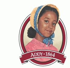American Girl History Units Series on Addy