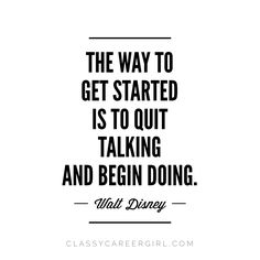 What have you been saying you are going to do for a long time? Why not start now. http://www.classycareergirl.com/2016/07/june-2016-ccg-action-report/
