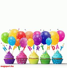 Happy birthday animation GIFs pictures) ⭐ Pictures for any occasion! Kids Happy Birthday Images, Happy Birthday Song Video, Happy Birthday Kind, Happy Birthday Hearts, Happy Birthday Celebration, Happy Birthday Balloons, Happy Birthday Cakes, Birthday Cake Gif, Birthday Wishes Gif