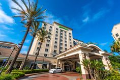 Holiday Inn Anaheim Resort Area Review - Disney Tourist Blog