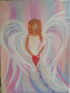 Ruby. Guardian angel by Berni Silcock