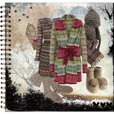 It's freezing outside. Odd Molly, Journal Pages, Missoni, Clothes For Women, Polyvore, Painting, Women's Clothing, Design, Woman
