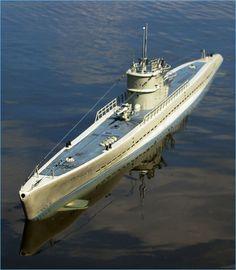 rc model boats | Engel Radio Controlled Model Submarines
