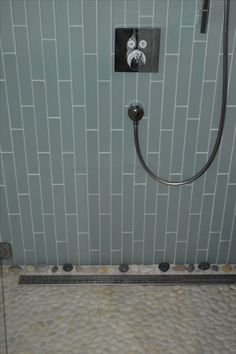 KBRS Shower Pan Kits With Linear Shower Drains Are Easy To Install And Add  A Modern Flair To Your Custom Tile Shower Project.