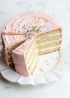 Simple Pink Vanilla