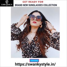 Make Your Look More Sexy with Swanky Sunglasses @Call Us -9899313328 You Look, Designer, Brand New, Unisex, Sunglasses, Sexy, Collection, Fashion, Moda