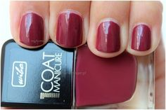 wibo 1 coat manicure nr 14 (in the shadow)