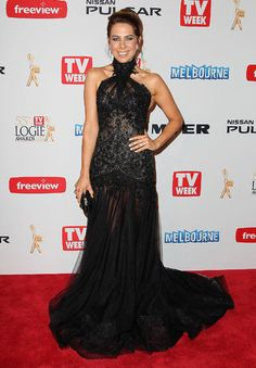 kate ritchie in khalil Evening Dresses, Prom Dresses, Formal Dresses, High Fashion Dresses, Melbourne, Nice Dresses, Red Carpet, Awards, Couture
