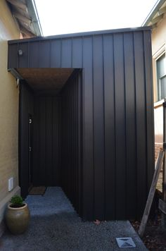 Advice, tactics, and also guide with regards to receiving the greatest result and also coming up with the optimum perusal of Modern Home Renovation Zinc Cladding, External Cladding, Aluminium Cladding, House Cladding, Facade House, House Facades, Cladding Systems, Shed Design, House Wall