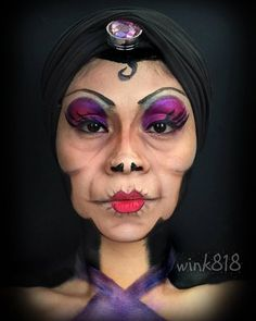 Pin for Later: 26 Women Who Took Their Disney Halloween Costumes to the Next Level Yzma, The Emperor's New Groove