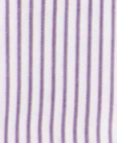 Nick Graham Men's Modern Fitted Striped Dress Shirt & Grid Tie Set - Blue 16-16 1/2 34-35