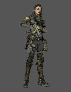 ArtStation - Aliens Colonial Marine, Tyler Bartley