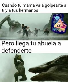 Read 29 from the story Memes(Momos) by F-U-M-I-K-O (Fumiko) with 136 reads. Funny Spanish Memes, Spanish Humor, Chesire Cat, New Memes, King Kong, Stupid Funny Memes, Otaku Anime, Funny Photos, Just In Case