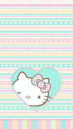 New Wallpaper Iphone Fashion Hello Kitty Ideas Sanrio Hello Kitty, Hello Kitty Art, Hello Kitty Coloring, Hello Kitty Pictures, Valentines Wallpaper Iphone, New Wallpaper Iphone, Cute Wallpaper Backgrounds, Cute Wallpapers, Screen Wallpaper