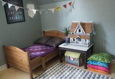 Homestyling in child room @camillaurendesign