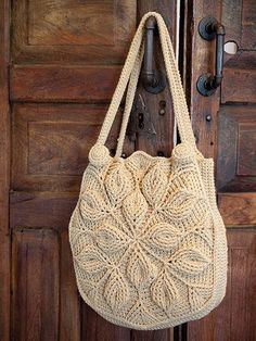 Crochet Handbags embossed crochet purse by Bonita Patterns - Annie's has published a book by Lianka Azulay of Bonita Patterns called Learn Embossed Crochet. The textured technique is rapidly taking the crochet world by storm. So what exactly is embosse… Crochet Shell Stitch, Crochet Stitches, Crochet Patterns, Bag Patterns, Sewing Patterns, Crochet World, Crochet Handbags, Crochet Purses, Crochet Bags