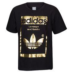 adidas Originals Superstar OG T-Shirt - Boys' Grade School at Foot Locker