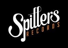 Spillers Records Branding by Steavie Ward, via Behance