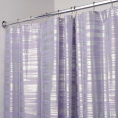 Beautiful Lavender Shower Curtains Curtain And Silver 1795 D For Inspiration