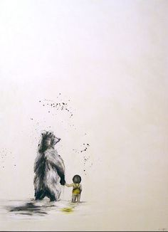 What comes to mind when I think 'Boy and Bear'