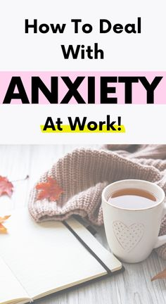 Deal With Anxiety, Anxiety Relief, Stress And Anxiety, Work Stress, Anxiety Tips, Mental Health Resources, Mental Health And Wellbeing, Mental Health Awareness