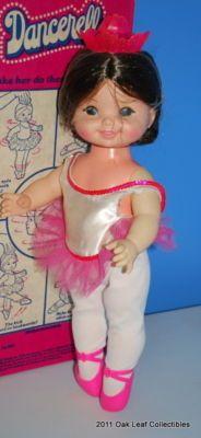 Mattel Dancerella Ballerina Doll. One of my favorite childhood toys.