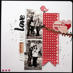 Elizabeth Carney #scrapbooking I think I just need to pin everything Joy pins...you rock!!