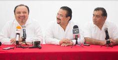 Panchito Torres asume dirigencia del PRI en Mérida