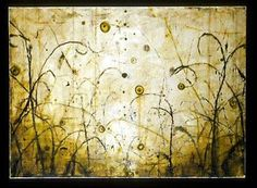 Betsy Eby (I am a proud owner of an Eby encaustic painting)