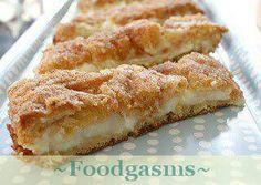 Pillsbury crescent rolls with cream cheese
