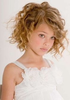 Cute ..love the curls by KMBG