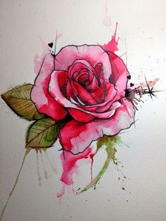 40 Lovely Rose Tattoos And Designs | Tattoos Me