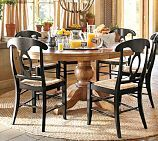 Sumner Extending Pedestal Dining Table $999.00 (Wow!! So expensive!)