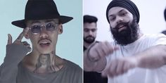 This is what hip hop all around the world sounds like