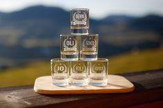 Gläser - Schnapsglas (Stamperl) mit persönlicher Gravur - ein Designerstück von SNEG-de bei DaWanda